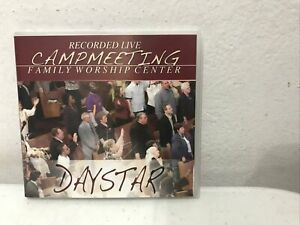 Jimmy Swaggart: Campmeeting - Daystar Mint CD 2005 Jim Records Ships Same Day