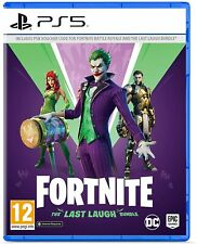 Fortnite The Last Laugh PS5 Game  New & Sealed
