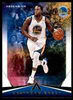 2017-18 PANINI ASCENSION DRAYMOND GREEN GOLDEN STATE WARRIORS #2