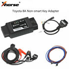 Xhorse Toy0ta 8A H chip(Non-Smart)All Key Lost VVDI Adapter For Year 2014-2019