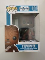Pop! Funko Pop Vinyl Figure #06 Star Wars Chewbacca