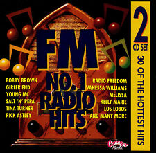 #>  FM - THE NUMBER 1 RADIO HITS / VARIOUS ARTISTS - 2 CD SET