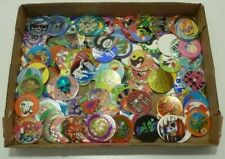 Vintage Lot of Pogs - Over 100
