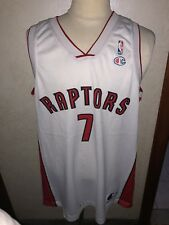 Maglia Canotta Shirt Basket Basketball Raptors #7 BARGNANITg XL Worn?