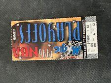 NBA 1996 PLAYOFFS= ORLANDO MAGIC VS.CHICAGO BULLS GAME 3 TICKET STUB-MAY 25TH