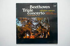 LP german Harmonia Mundi BEETHOVEN Triple concerto Collegium Aureum MINT