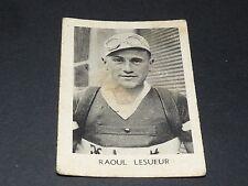 CYCLISME TOUR DE FRANCE 1935-1938 RAOUL LESUEUR FRANCE CICLISMO WIELRIJDER