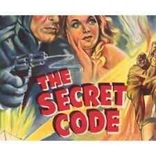THE SECRET CODE, 15 CHAPTER SERIAL, 1942