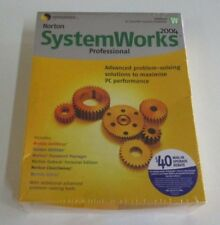 2004 - Symantec Norton SystemWorks Professional Anti-Virus - New in Sealed Box