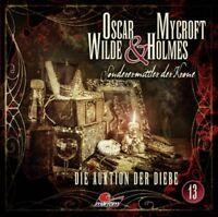 Oscar Wilde & Mycroft Holmes 13  Die Auktion der Diebe (ET 26.01.2018, Hörspiel)