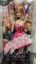 FRANCE BARBIE PINK LABEL DOLLS OF THE WORLD 2009 50th Anniversary NEW NRFB
