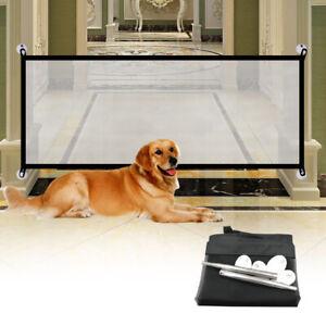 Dog Isolation Net Portable Folding Pet Isolation Fence Guardrail Safety Fence