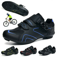 Road Bike Shoes Athletic Cycling Shoes Men Self-locking Riding Bicycle Sneakers