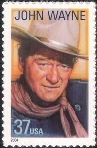 USA 2004 John Wayne/Film/Cinema/Actor/People/Movies/Hollywood 1v s/a (n44747)
