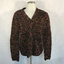 Christopher & Banks Women's Sweater Button Front Small