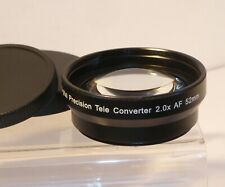 PRO DIGITAL 2X TELE CONVERSION LENS , FITS 52mm FILTER THREADS