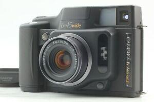 【NEAR MINT Count 20】 Fuji Fujifilm GA645i Pro 6x4.5 Medium Format From Japan 814