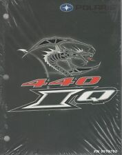2006 POLARIS 440 IQ SNOWMOBILE SERVICE MANUAL P/N 9919760