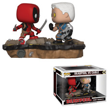 Funko Pop! Marvel 318 Deadpool Vs Cable Comic Moments Pop Moment Vinyl FU30972
