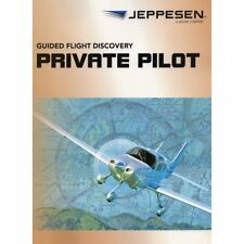 Jeppesen Guided Flight Discovery Private Pilot Textbook/Manual 10001360-006
