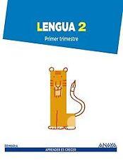 (15).LENGUA 2ºPRIMARIA (NO CL/AND/NAV/EUS). ENVÍO URGENTE (ESPAÑA)