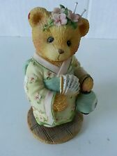 1996 Cherished Teddies by Enesco Machiko-No Box