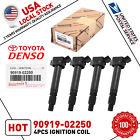 90919-02250 Denso Ignition Coil 673-1309 For TOYOTA 4Runner Sequoia V6 V8 x4 NEW