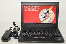 "Lenovo ThinkPad X131e 11.6"" Netbook AMD E2-1800 1.7GHz 4GB 320GB HDD"