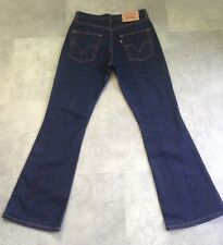LEVI'S LADIES 525 STRETCH BOOTCUT JEANS SIZE 30 X 30 RED TAB VGC