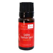 10ml Golden Yuletide Spice Fragrance Oil