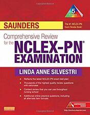 Saunders Comprehensive Review for the NCLEX-PN® Examination, 5e (Saunders Com..
