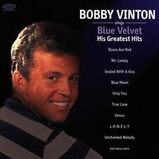 Bobby Vinton Sings Blue Velvet: His Greatest Hits - Bobby Vinton (Album) [CD]