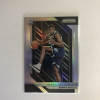 Jaren Jackson Jr. 2018-19 Silver Prizm rookie card RC #66 Grizzlies
