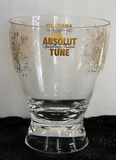 ABSOLUT VODKA ICE BUCKET ABSOLUT TUNE LUCITE ICE BUCKET ITALY ECLECTIC COOL