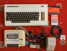 Commodore Vic 20 Computer + Jeff Minter Game Cartridge + Cassette Tested Working