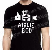 AIRLIE BOD t-shirt Pongo men Clem Wear city banksy culture DEAD Hull culture BN
