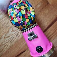 Betsey Johnson Gumball Machine Handbag Purse Novelty Multi Colored Candy Fun