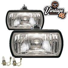 Lotus Elan Elite Classic Rally Style 12v Halogen Driving Lamps Spot Lights Pair