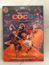 Coco (DVD, 2018) New & Sealed USA Free Shipping! Disney...