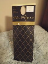 Kim Rogers Bamboo One Size 2 Pair Sheer Knee High