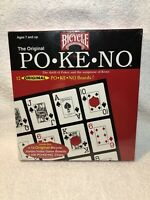 Pokeno Game Original Red Box Board Game New Factory Sealed