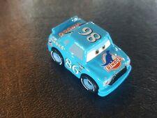 DISNEY PIXAR CARS DIE CAST MINI RACERS DINOCO CHICK HICKS #41 FREE SHIP $15+