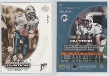 2000 Upper Deck Ovation Standing #30 Damon Huard Miami Dolphins Football Card