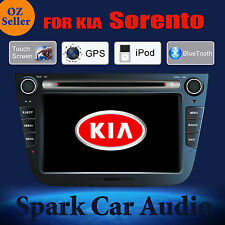 C-T GPS DVD SAT NAV IPOD BLUETOOTH USB SD NAVIGATION STERE FOR KIA SORENTO 2013+
