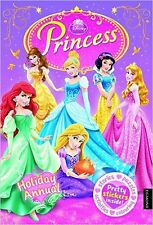Disney Princess Holiday Annual 2013, New,  Book