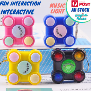 Stress Relief Toy Portable Memory Maze Cube Gadget Keychain Educational Game toy