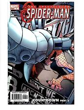 "Marvel Comics The Spectacular Spider-Man Vol 2 #7 ""Countdown Part 2"" NM"