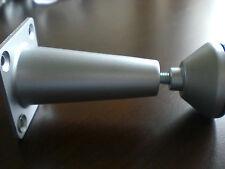 Möbelfuß Möbelfüße Metalfüße Aluminium  5cm.-8cm.-10cm.