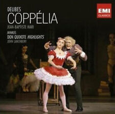 Léo Delibes : Delibes: Coppélia CD (2009) ***NEW***