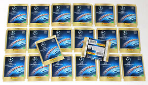 Panini Champions League 2010/2011 10/11 - 20 Bags Packets Bustine 100 Sticker